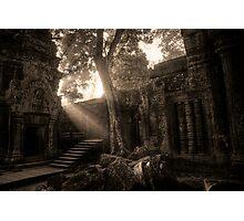 Angkor Wat - Part 2 Photographic Print