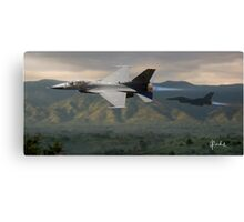 Valley Mission Canvas Print