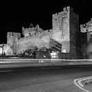 Cahir Castle at Night by Martina Fagan