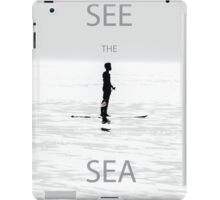 SEE THE SEA iPad Case/Skin
