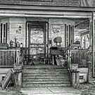 Antiques place- B&W by henuly1