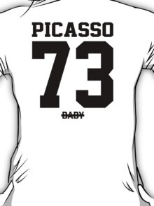 73 Picasso Baby T-Shirt