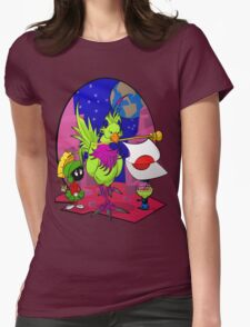 Instant Chocobo Womens Fitted T-Shirt