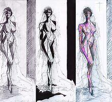 PRIMAL FIGURE by Artpad