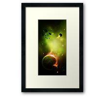 CME Framed Print