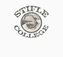 STIFLE COLLEGE Unisex T-Shirt