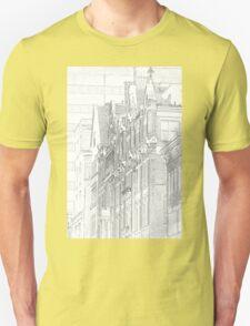 Kenmore Hotel Facade T-Shirt