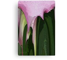 Cow Lilies 2 Canvas Print