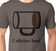 Caffeine low Unisex T-Shirt