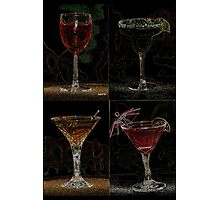 Drink Combo 4 Photographic Print