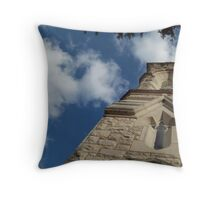 Reach Up - Austin, TX Throw Pillow