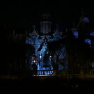 Haunted Mansion by fairielights