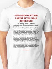 Anna Karenina T-Shirt