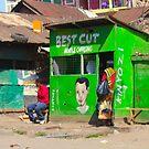 Best Cut Hairdresser in Nairobi, KENYA by Atanas NASKO