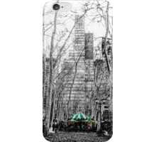 In the Park iPhone Case/Skin