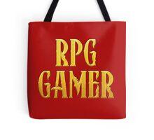 RPG Gamer Role Playing Gamer T Shirt Tote Bag