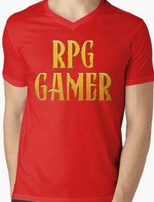 RPG Gamer Role Playing Gamer T Shirt Mens V-Neck T-Shirt