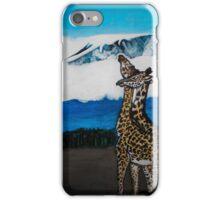 Love at Kilimanjaro iPhone Case/Skin