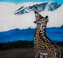 Love at Kilimanjaro by Raoke