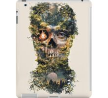 The Gatekeeper Dark Surrealism Art iPad Case/Skin