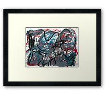 Untitled #11 Framed Print