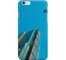 City Blue  iPhone Case/Skin