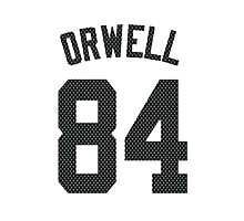 ORWELL - 84 Photographic Print
