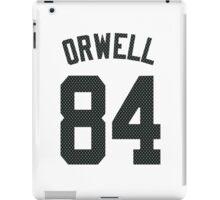ORWELL - 84 iPad Case/Skin