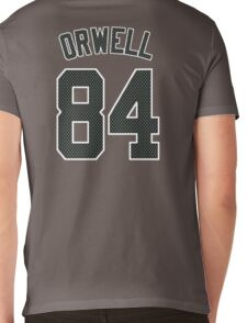 ORWELL - 84 Mens V-Neck T-Shirt
