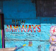 Hotel New Jam Ways Paradise in Nairobi - KENYA Sticker