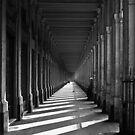 Palais Royal - Paris by Alexander Meysztowicz-Howen