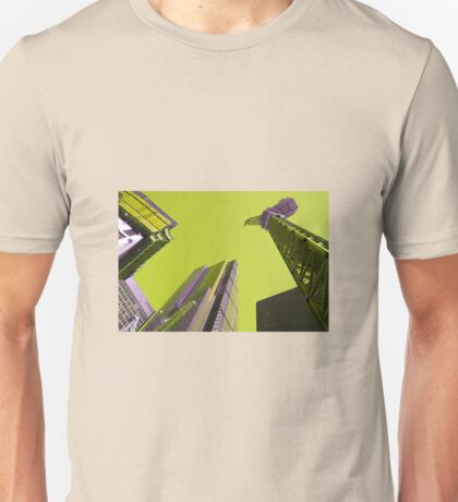City Yellow  Unisex T-Shirt