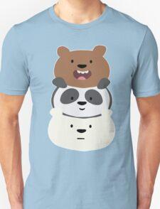 Bear Stack  T-Shirt