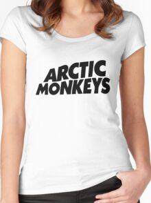 Arctic Monkeys III Women's Fitted Scoop T-Shirt