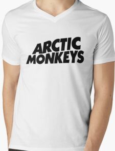 Arctic Monkeys III Mens V-Neck T-Shirt