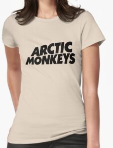 Arctic Monkeys III Womens Fitted T-Shirt