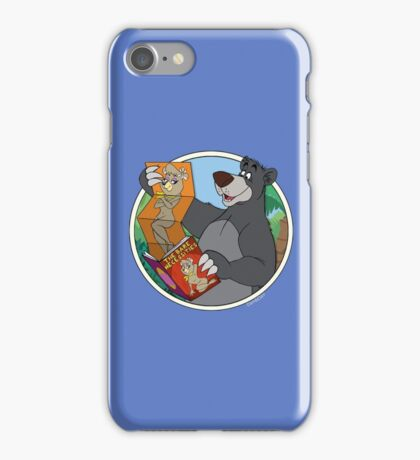 The Bare Necessities iPhone Case/Skin