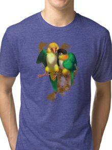 Caique Love Tri-blend T-Shirt