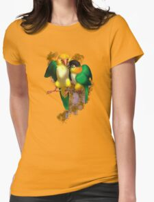 Caique Love Womens Fitted T-Shirt