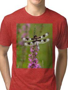 Indian Park Dragonfly Tri-blend T-Shirt