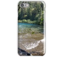Crescent Lake, Washington iPhone Case/Skin