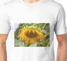 Last Breath of the Sunflower Unisex T-Shirt