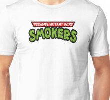 Teenage Mutant Dope Smokers Unisex T-Shirt