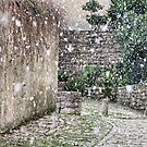Erice under the snow by Antonello Incagnone &quot;incant&quot;