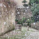 "Erice under the snow by Antonello Incagnone ""incant"""