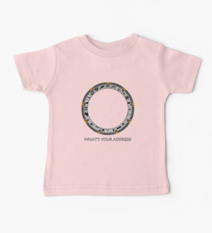 OmniGate (What's Your Address? version) Baby Tee
