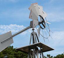Farm Windmill by Sherry V. Smith Fine Art Photography