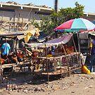 Chicken market in Nairobi, KENYA by Atanas NASKO