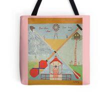 Moonrise Kingdom - Wes Anderson Painting Tote Bag