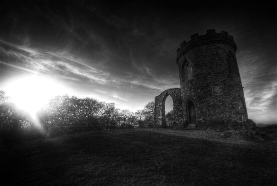 Bradgate Park At Dusk by Yhun Suarez